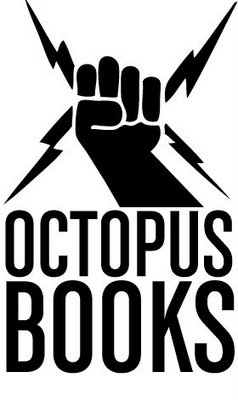 Every April, we, at  Octopus Books , accept full-length poetry manuscripts for consideration for publication. Today is the first day of April. If you have a poetry manuscript you'd like us to consider, ten dollars in your bank account, and a hankering that we may dig your poems, maybe you'd want to send it to us.  Read our submissions guidelines , and we'll read your book.