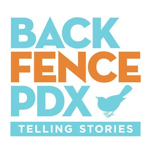 I'm going to tell a story to a roomful of people on Friday night at Back Fence PDX . There is a cat in it.
