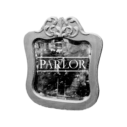 Issue #2 of Parlor  is ready for the world. I was given a title, and an anonymous collaborator, who has since become  Natalie Chin  to me. I don't think, until now, she knew who I've become to her. I've become me to her. Hello, Natalie.