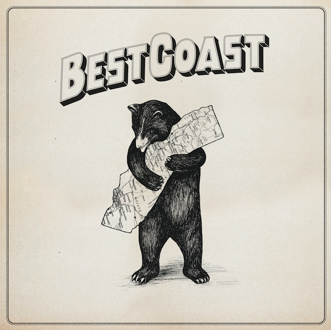 I'll probably  listen  to this  new Best Coast record  all summer.