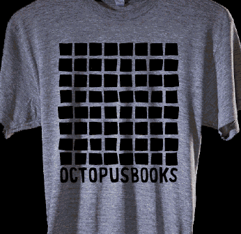 Look at what  Kate Bingaman-Burt  made for us. We'll start selling them at our table at the AWP Chicago bookfair, so pack one less t-shirt.