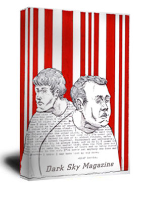 I have  4 poems  from the forthcoming book, FJORDS, in the new 10th issue of  Dark Sky Magazine .