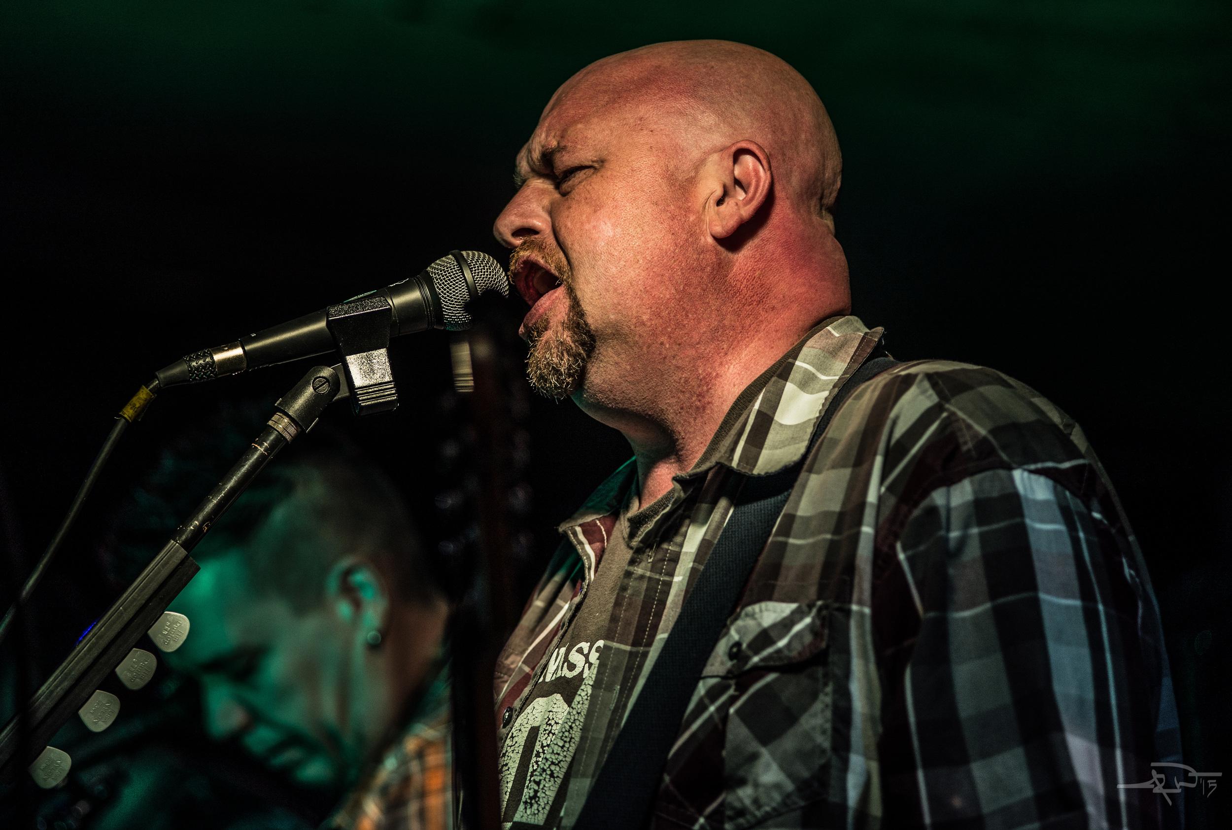 Marshall Watkins, bassist.