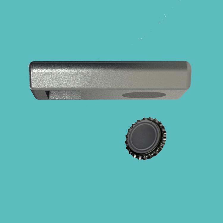 pod - Apple inspired bottle opener