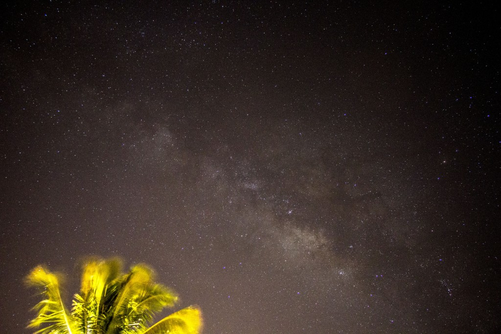 Milky Way Out There
