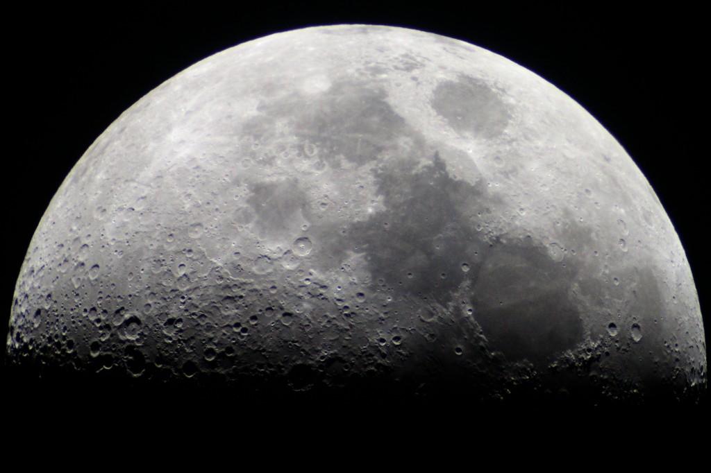 Moon Mug Shot