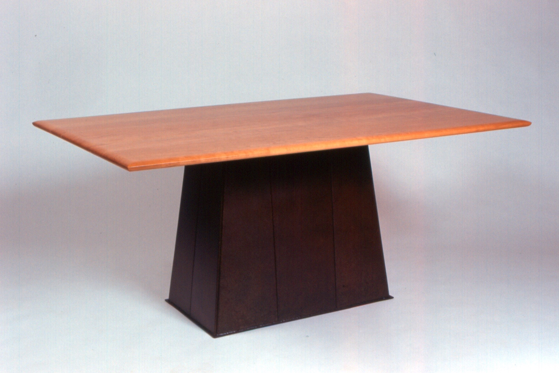 Steel Base Dining Table.jpg