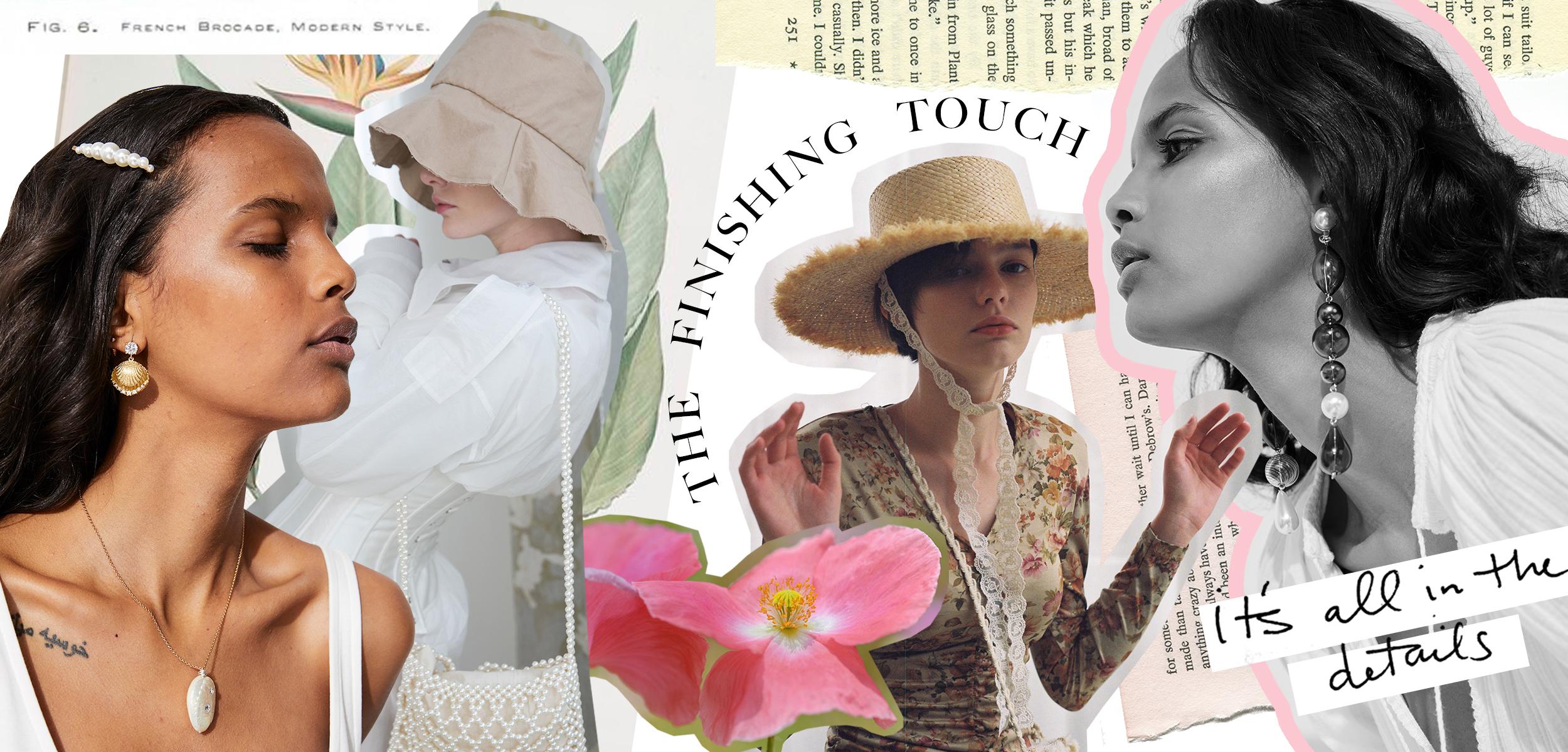Moda Operandi Accessories Summer Series x Katy Edling