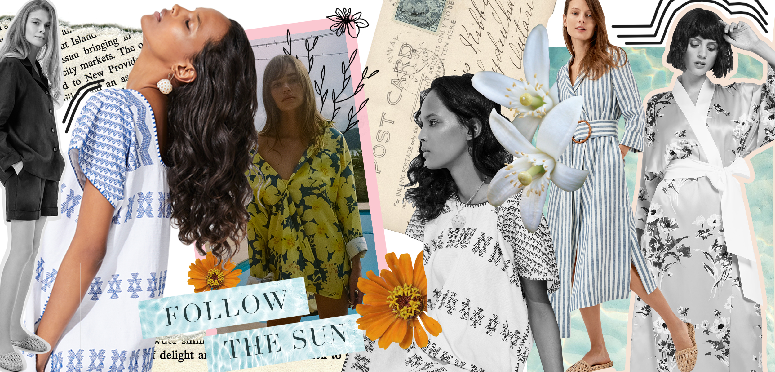 Moda Operandi Cover Ups Summer Series x Katy Edling