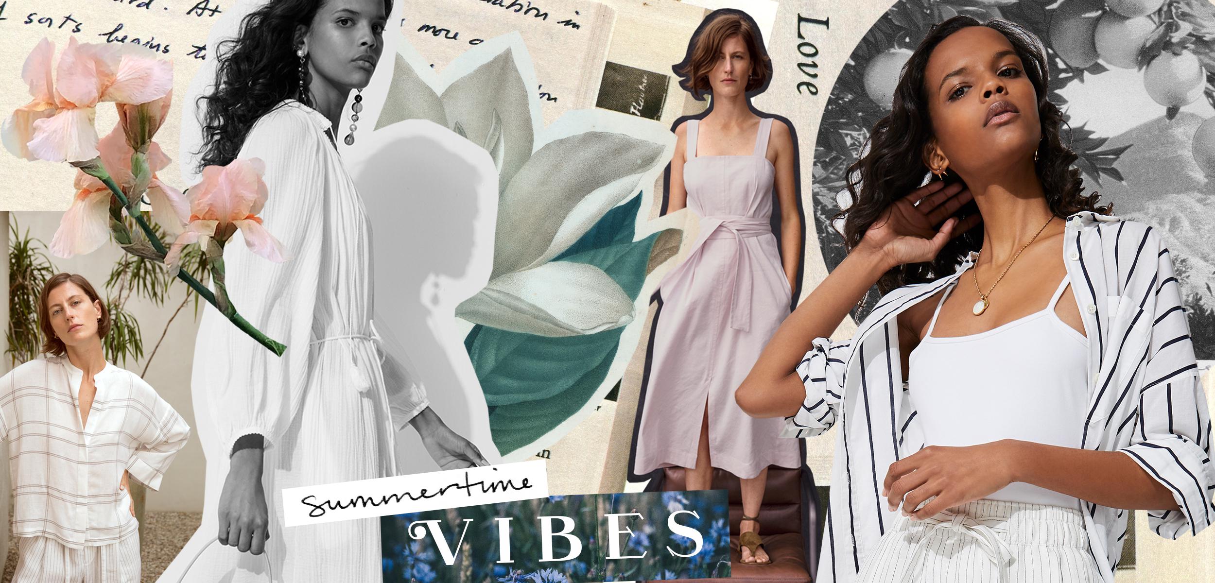 Moda Operandi Essentials Summer Series x Katy Edling