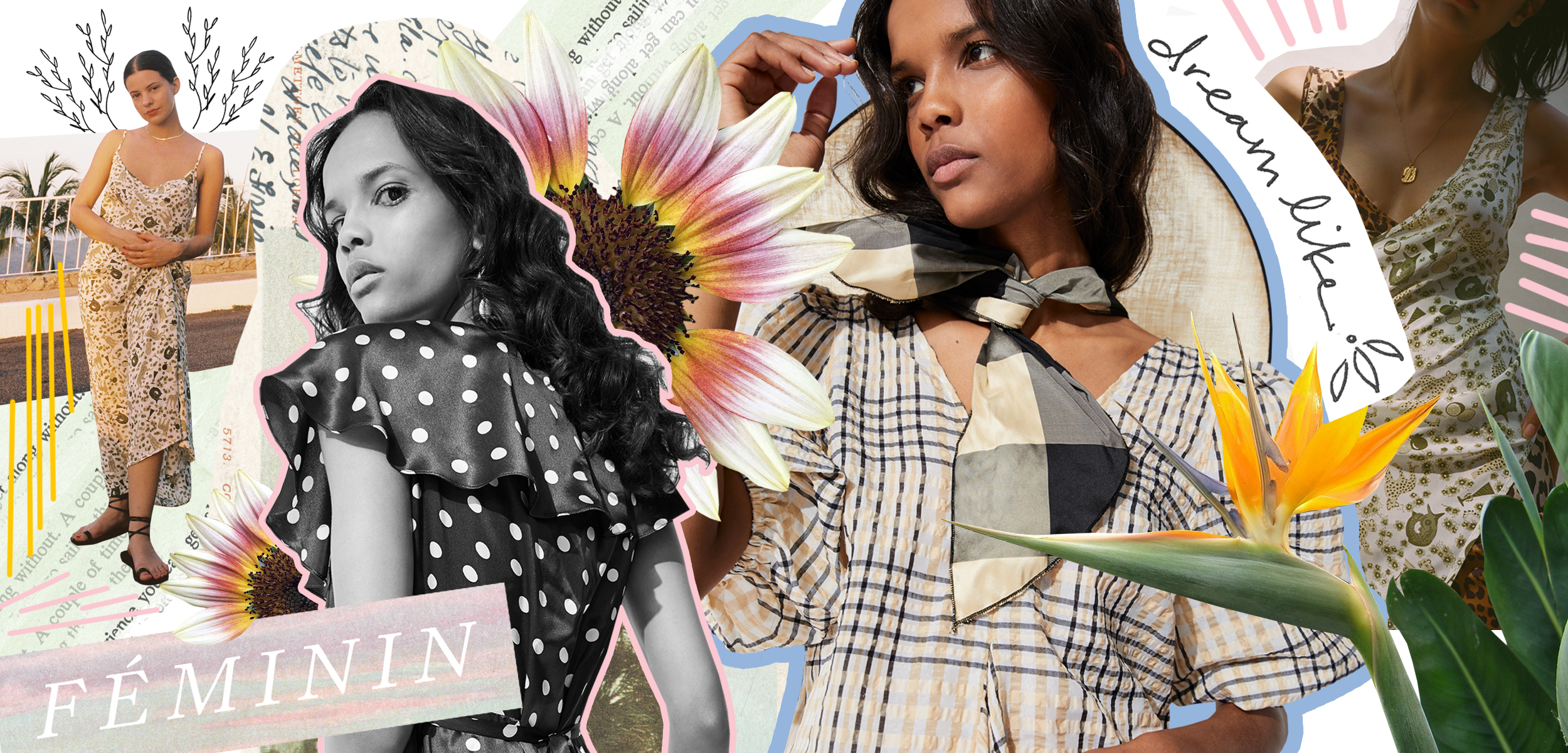 Moda Operandi Dresses Summer Series x Katy Edling