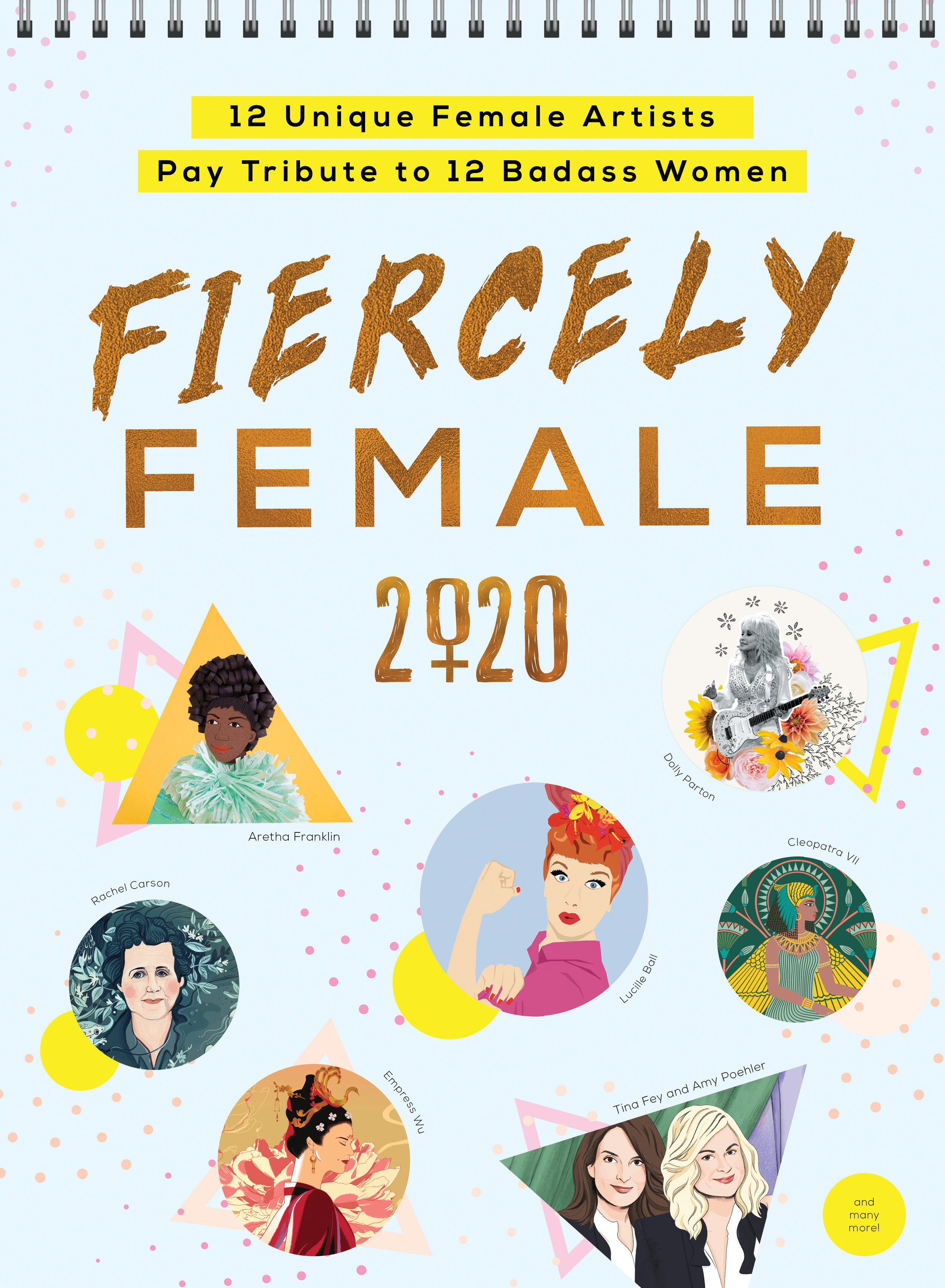 Fiercely Female 2020 Calendar
