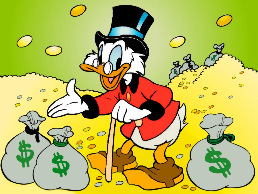 Scrooge McSellout