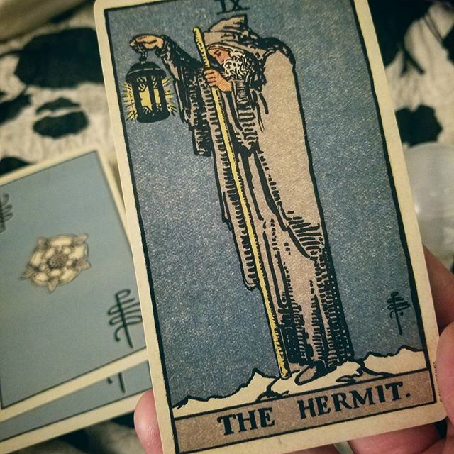 Tarot is a great spiritual tool for divination. Each card can have multiple meanings and interpretations.