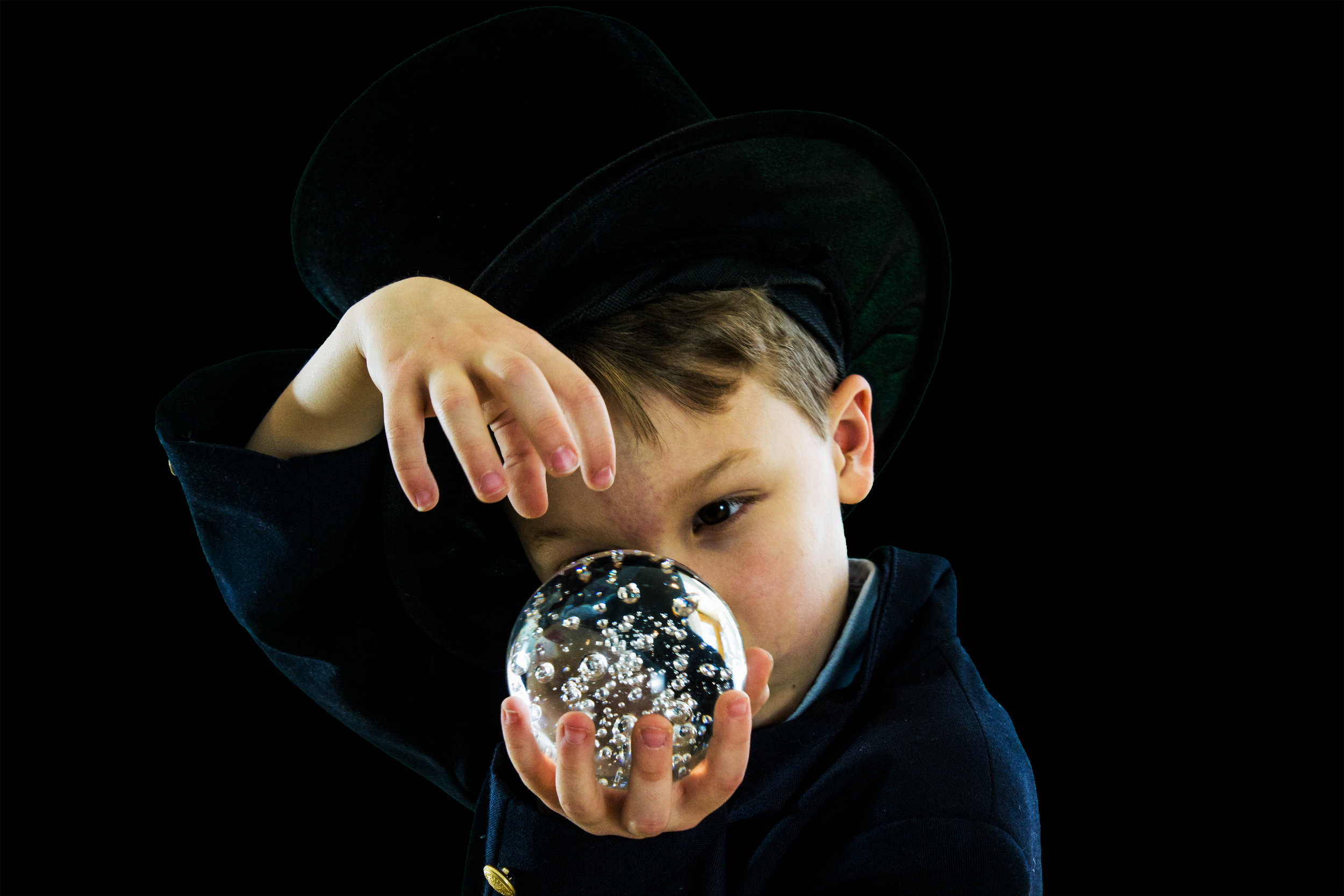 Crystal balls are perhaps the most notorious scrying tools—but aren't necessarily for everyone.