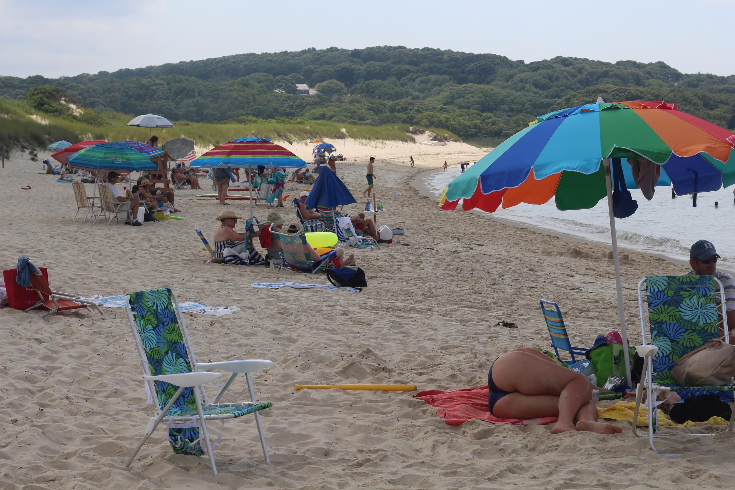 Lambert's Cove Beach at Martha's Vineyard