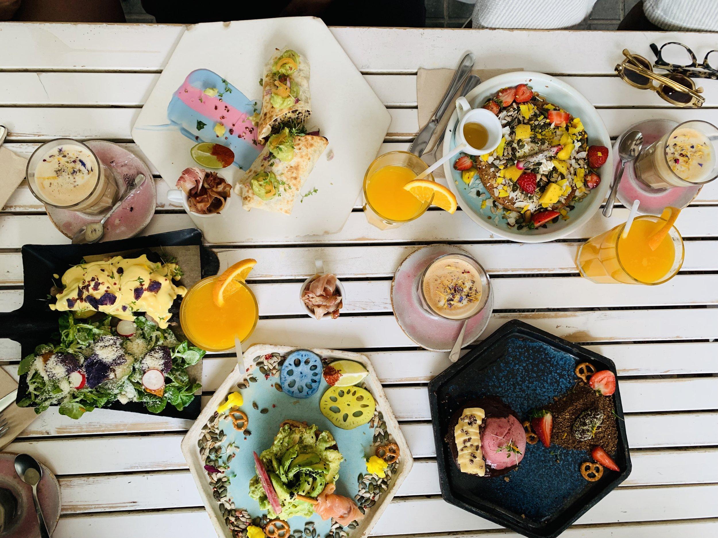 Brunch & Cake in Barcelona