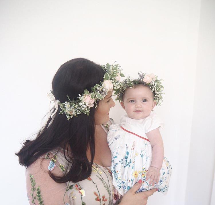 Styling a Baby Girls Christening