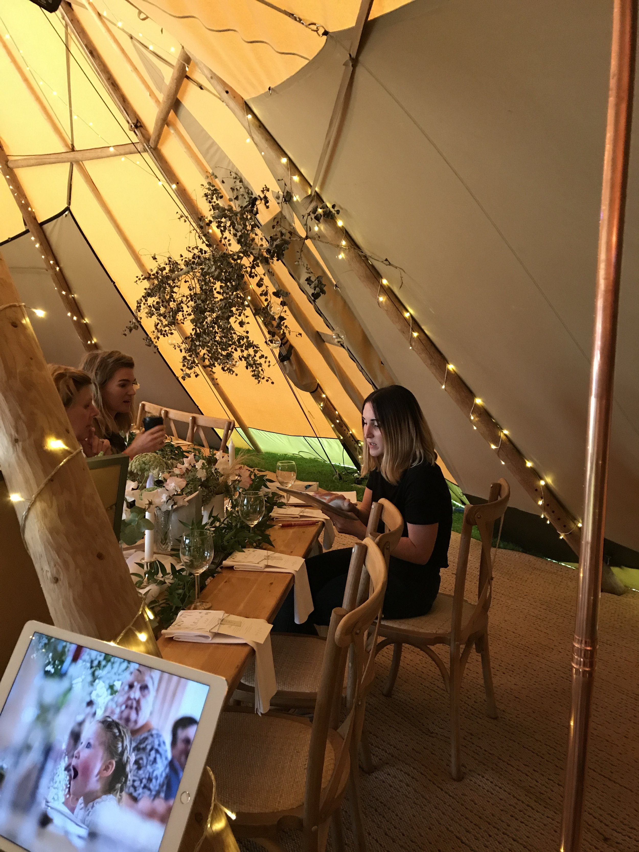 Tipi stylist Derby