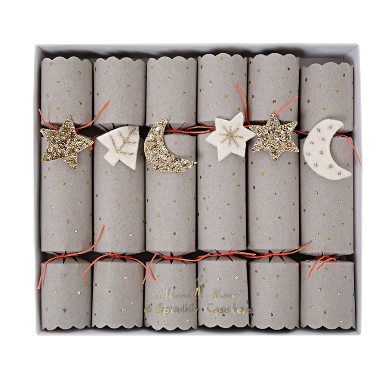 stylish christmas crackers