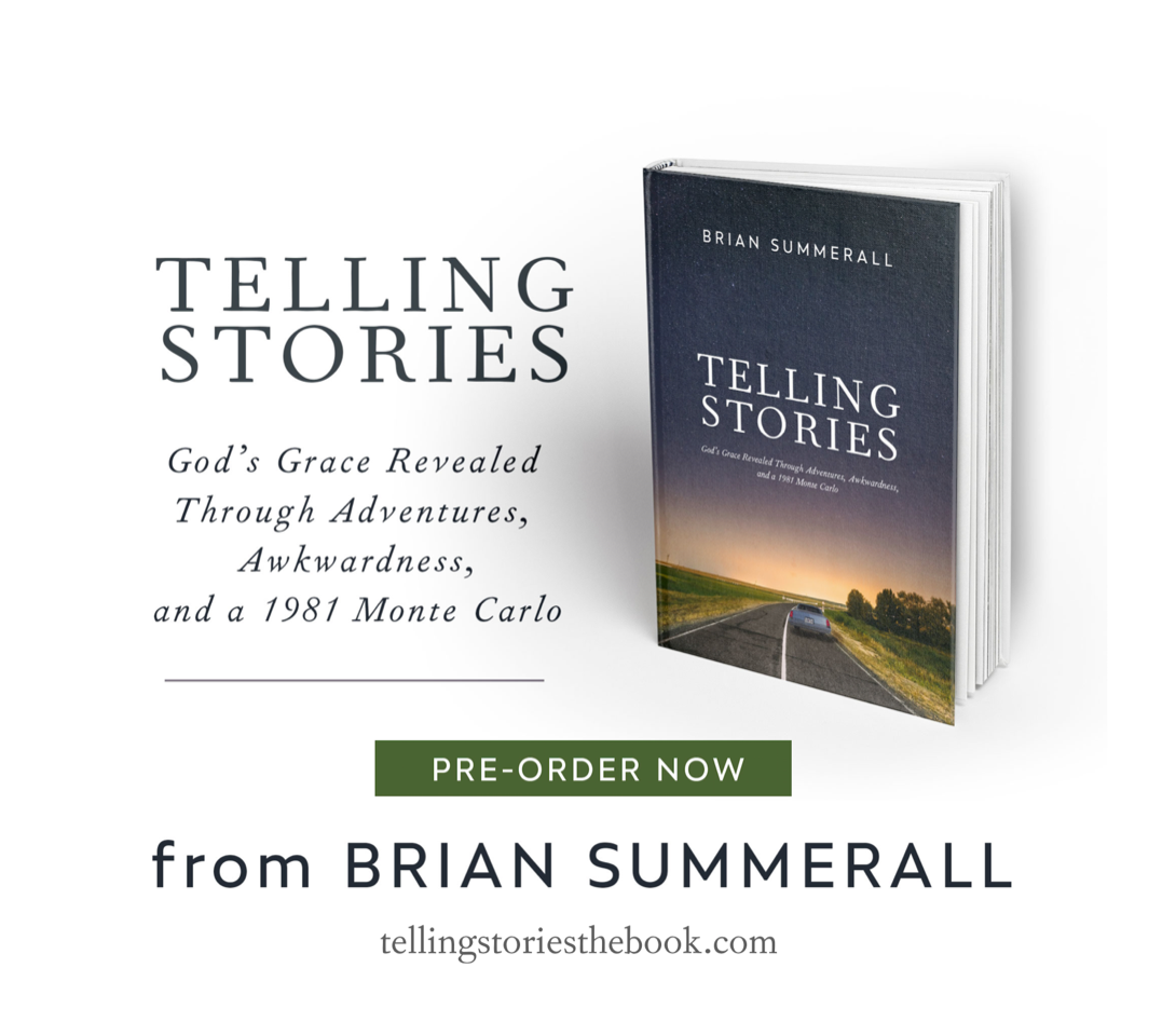 Brian Summerall Book Telling Stories.png