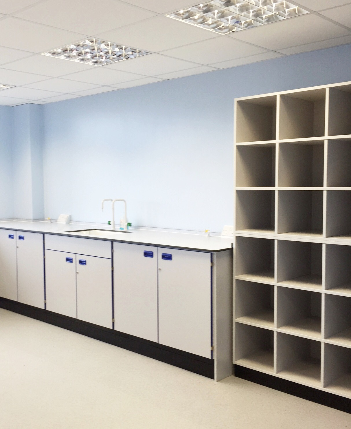 AJT Laboratory Furniture Design Trespa Toplab School Refurb School Furniture