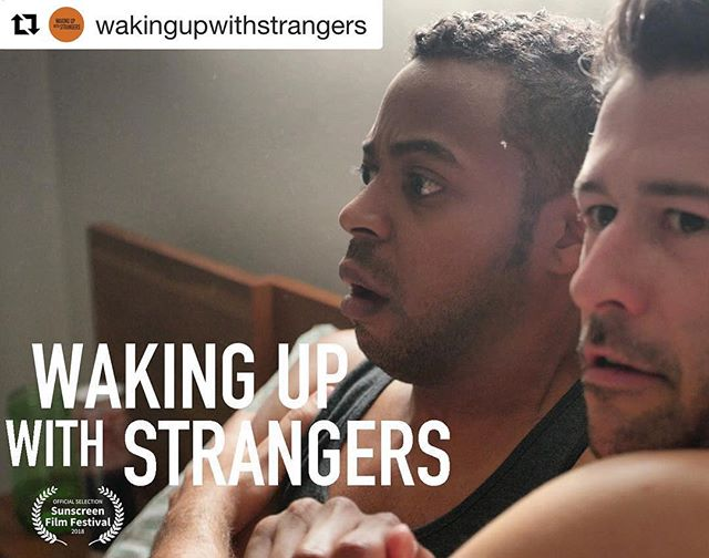 Hello all!! Here's the second episode of my web series @wakingupwithstrangers that I star in! It was a dream working with @muchosgarcias and my dear friend @edpko! If you have 4 minutes to spare, please check it out. 😘😘😘#SoundOn #TrueStory 🏳️🌈🏳️🌈🏳️🌈LINK IN BIO🏳️🌈🏳️🌈🏳️🌈