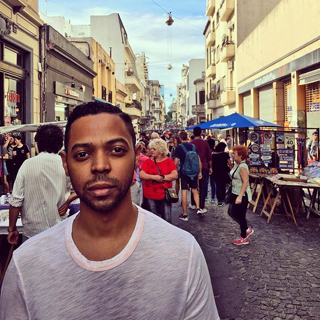 #Fbf to the mean shopping streets of Buenos Aries. Oh how I miss the bespoke leather goods and insanely delicious meats. #blackboyjoy #travelingwhileblack #TakeAllMyMoney