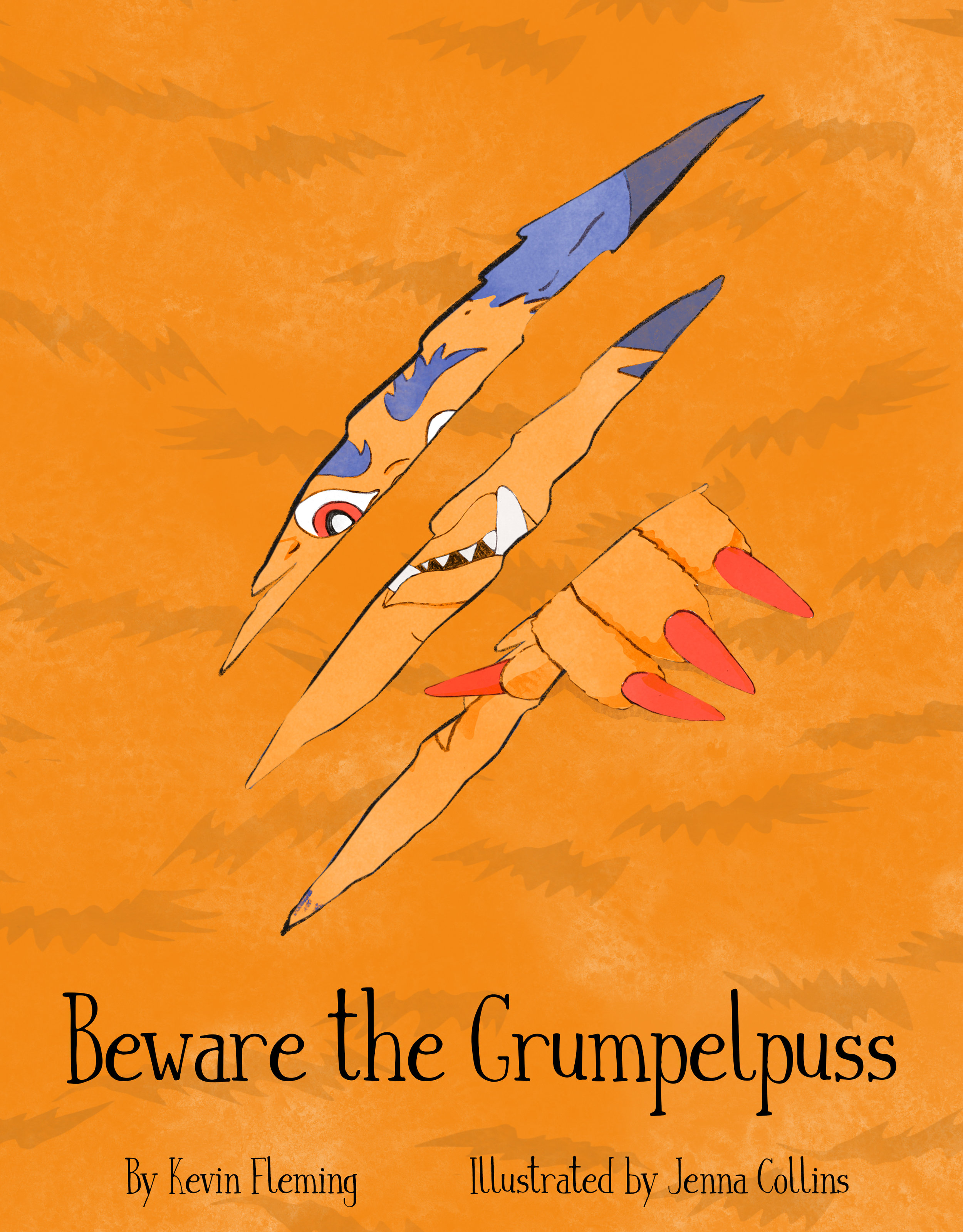 New Book Released - The Grumpelpuss is Loose! - Release Date: Friday, October 4th, 2019Beware the Grumpelpuss is the story of a boy who discovers the frightening and mythical beast, the Grumpelpuss, in a most unexpected place! In this beautifully illustrated tale of self-realization and personal heroism, comedic scenarios and rhyming verse take readers through a series of behavioral missteps that lead to the discovery of the feared creature. The methods of defeating the Grumpelpuss are revealed, and readers are offered the choice to heroically conquer their own personal Grumpelpuss as well:There's only one way to set a Grumpelpuss free: that's to unlock his cage, and YOU hold the key!