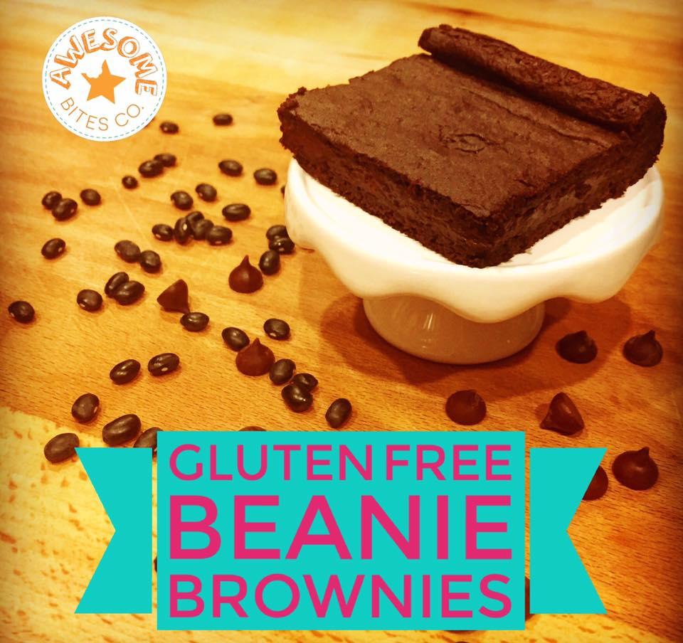 Beanie Brownie Bars
