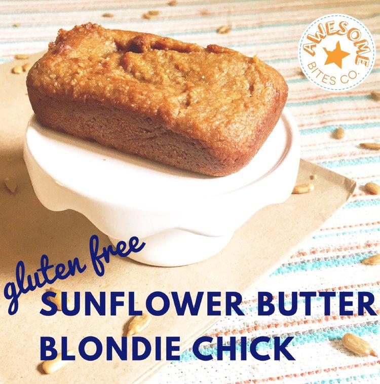 Sunflower Butter Blondie Chick