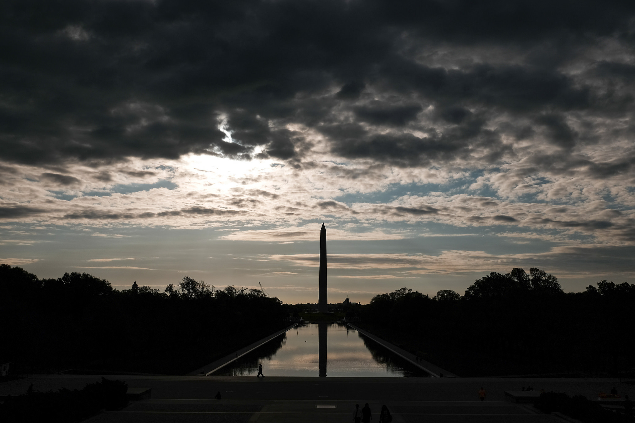 Sunrise in DC
