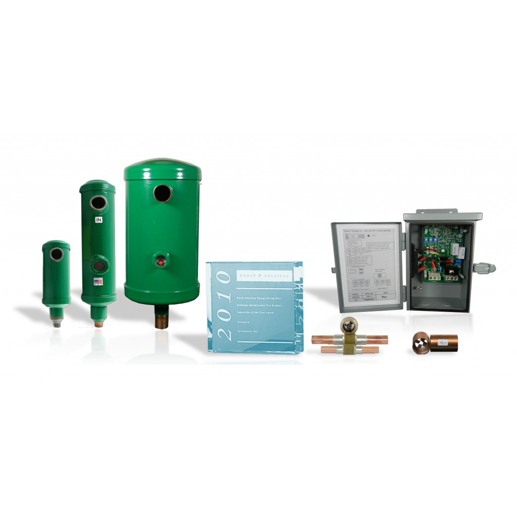 HVAC Condenser Controller - Click for More Info