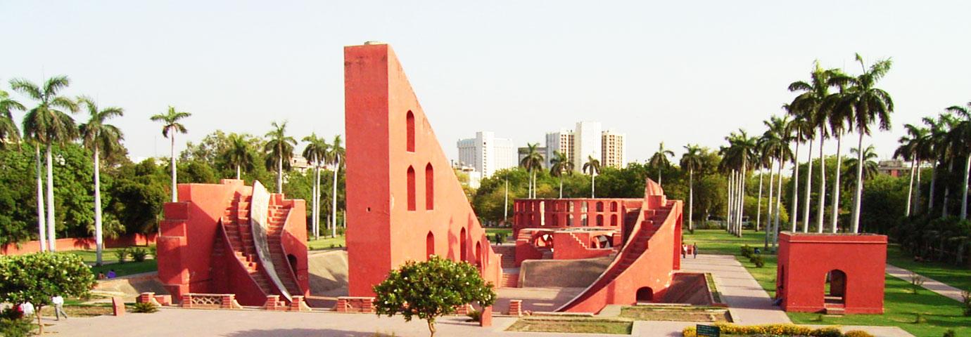 Sun Dial - Jantar Mantar, New Delhi