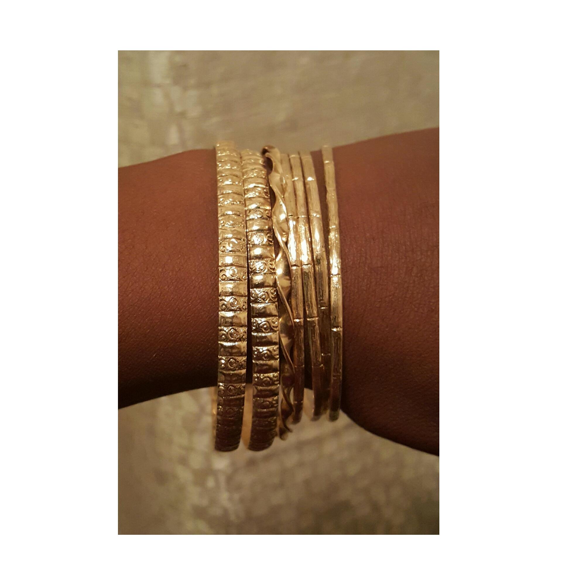 14k Gold Bangles - St. Thomas, U.S.V.I