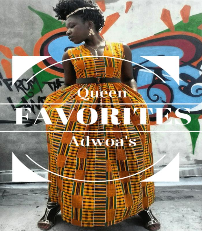 Queen Adwoa's Closet - Amazon Favorites