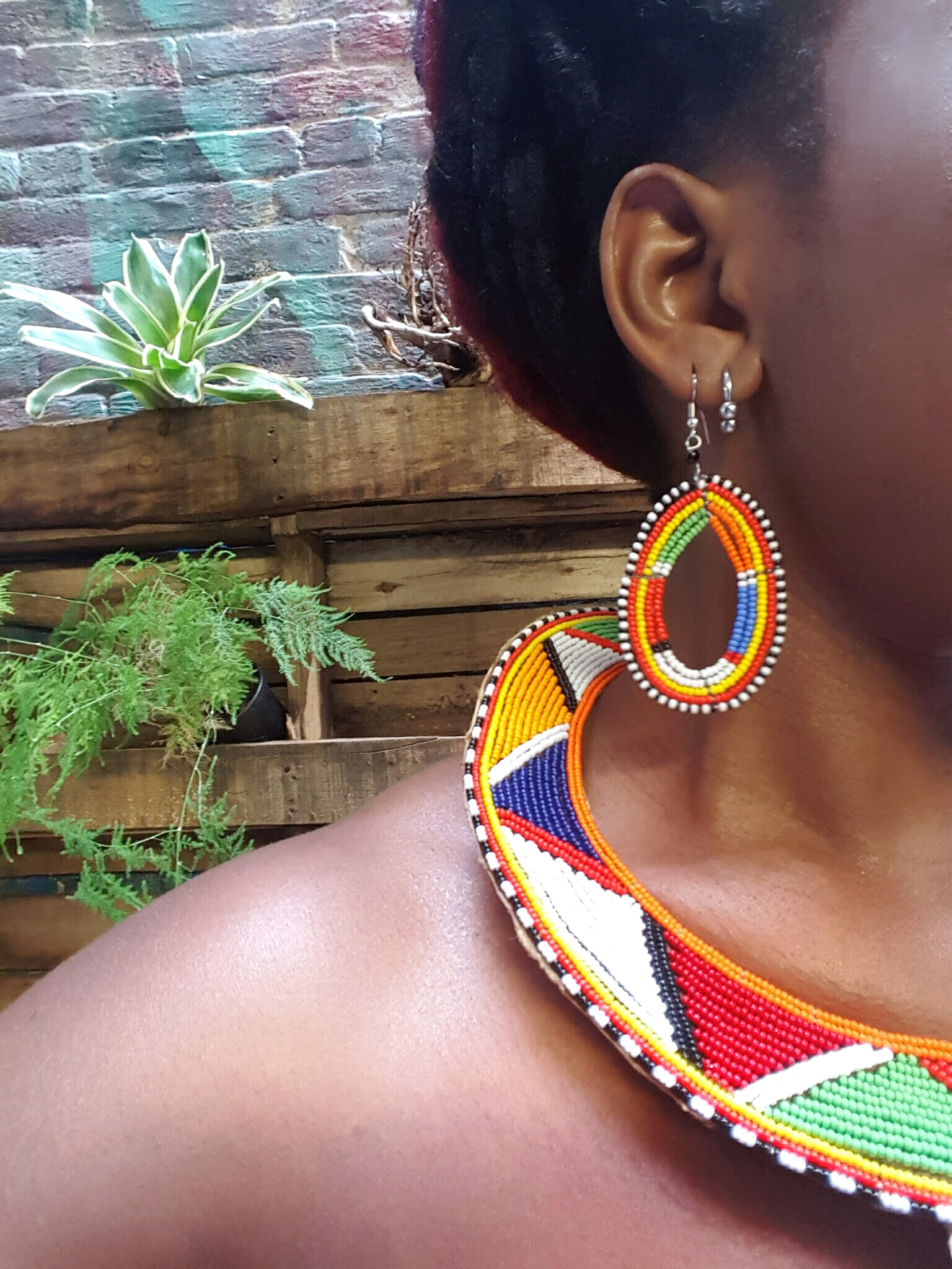 Queen Adwoa's Closet Maasai Tribe Accessories