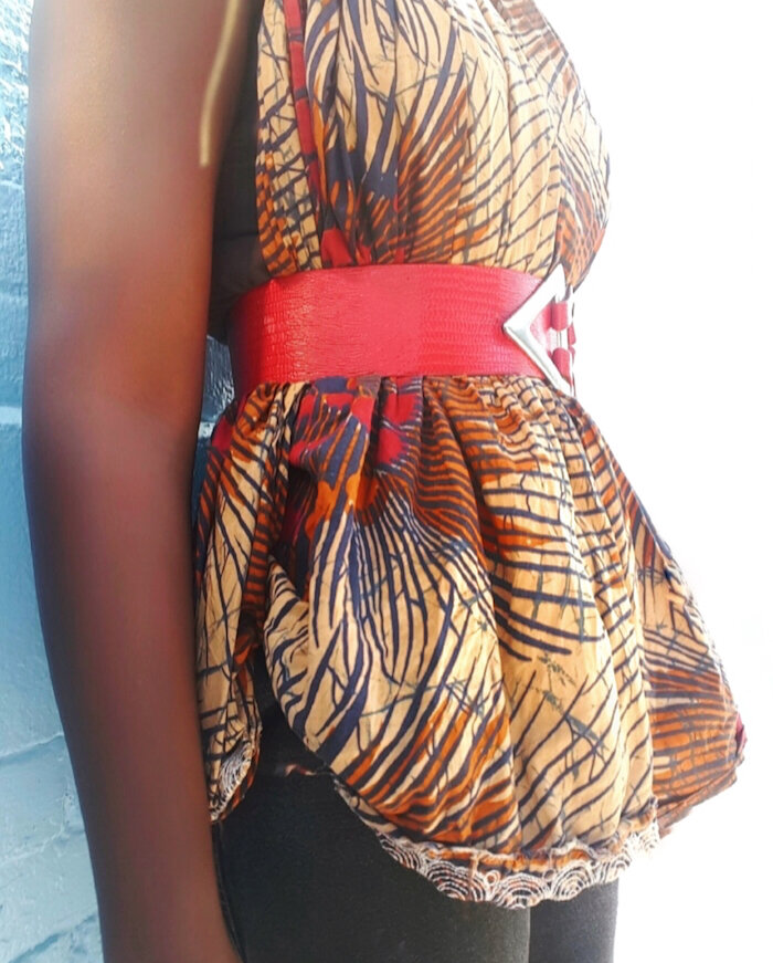 Queen Adwoa's Closet Queen Adwoa's Closet Tutorial - How to Tie an African Body Wrap 3 .jpg