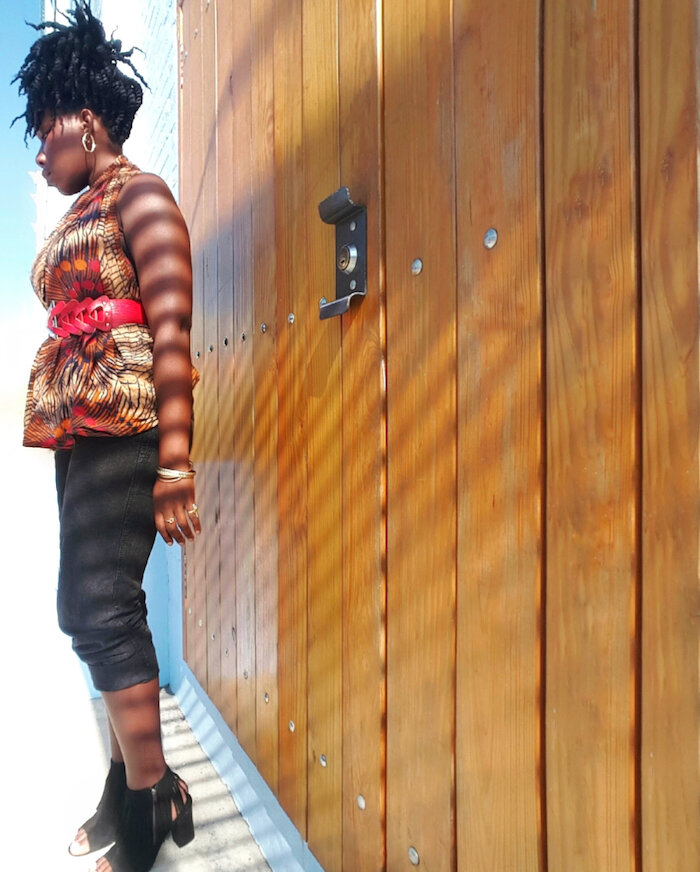 Queen Adwoa's Closet Queen Adwoa's Closet Tutorial - How to Tie an African Body Wrap 2 .jpg