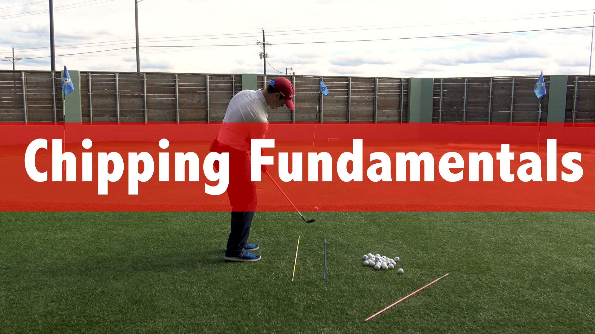 Master the fundamentals of chipping technique.  Published November 28th, 2018