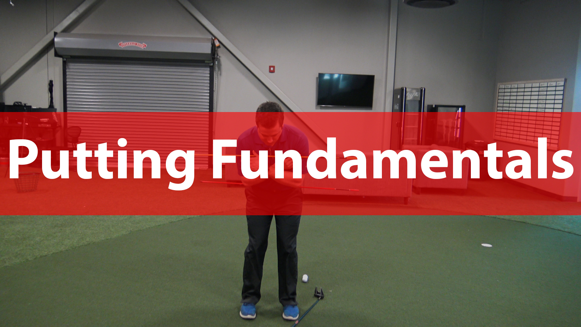 Master the fundamentals of putting.  Published March 6th, 2019