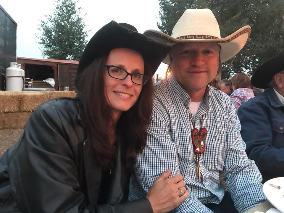 Linda & Jeff Anspach + Family