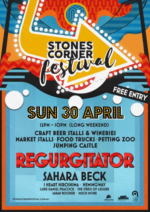 Stones Corner Festival