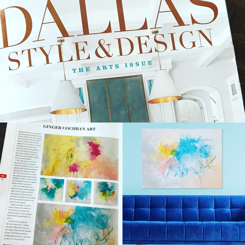 Dallas Style & Design Magazine