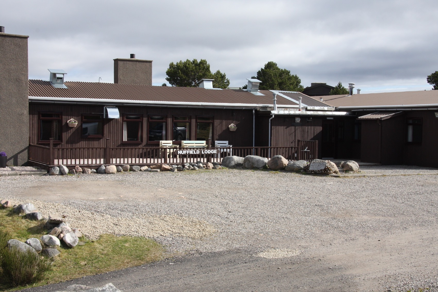 New Nuffield (Bunkhouse) - For smaller groups