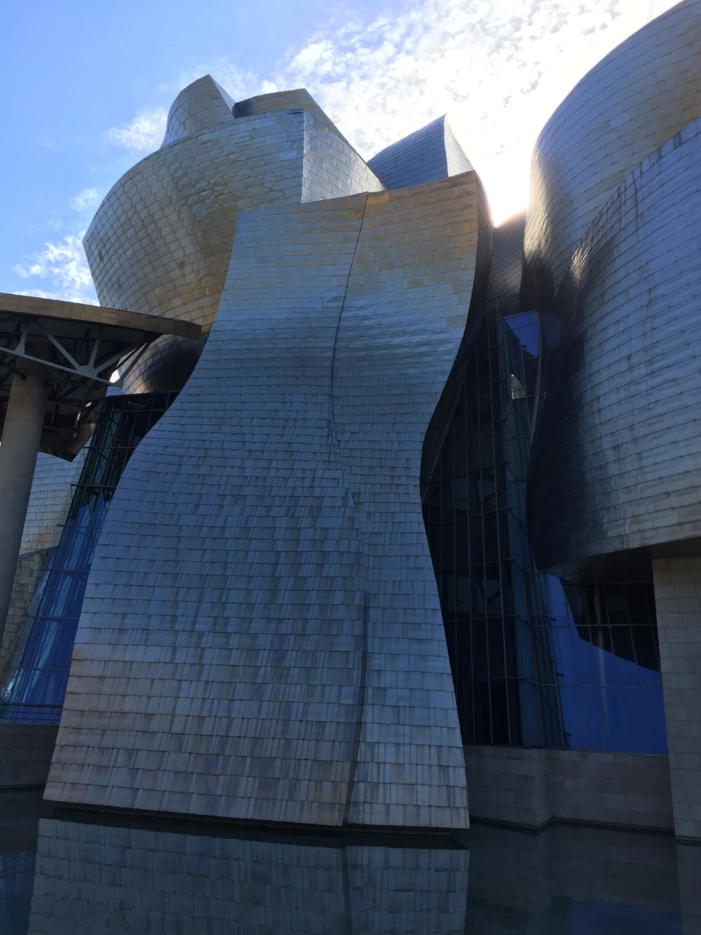 Das Guggenheim - lebendiger Anziehungspunkt der Stadt