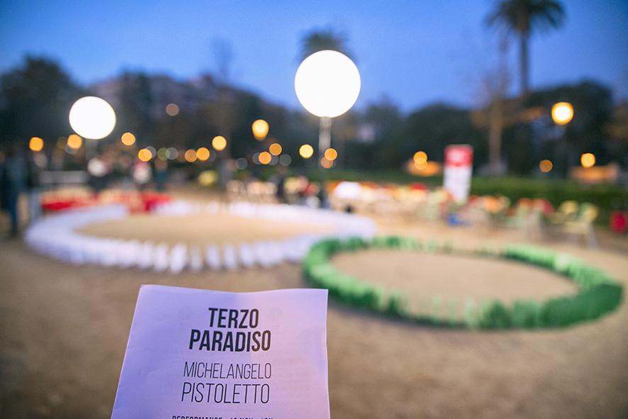 Terzo Paraiso  Michelangelo Pistoletto