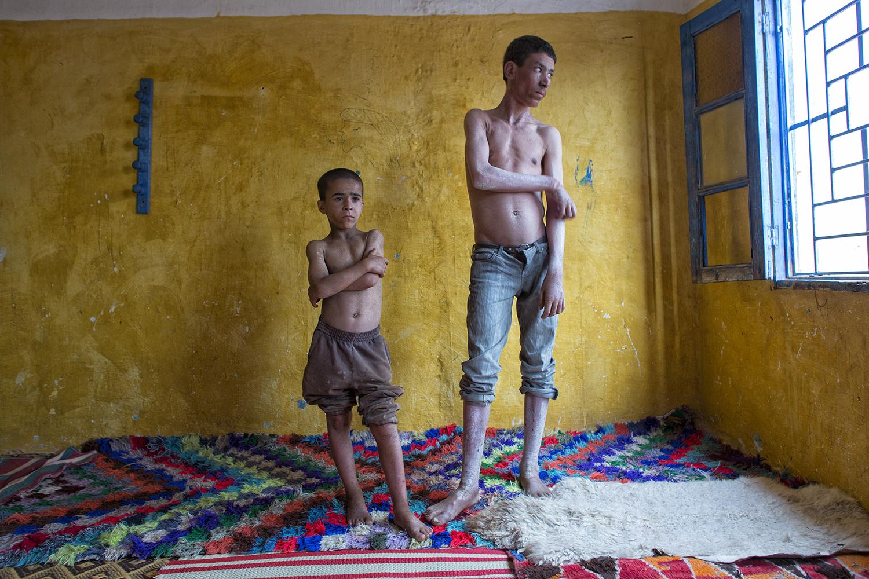 Children of Inbreeding made by Julia Malinowska and Joel López