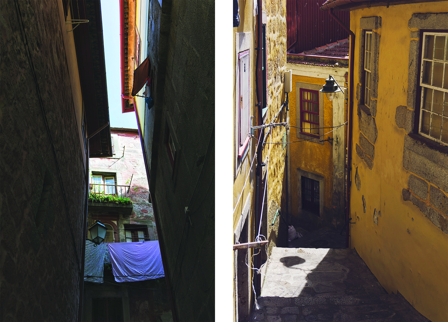 Weekend in Porto - Small streets of Ribeira in Porto