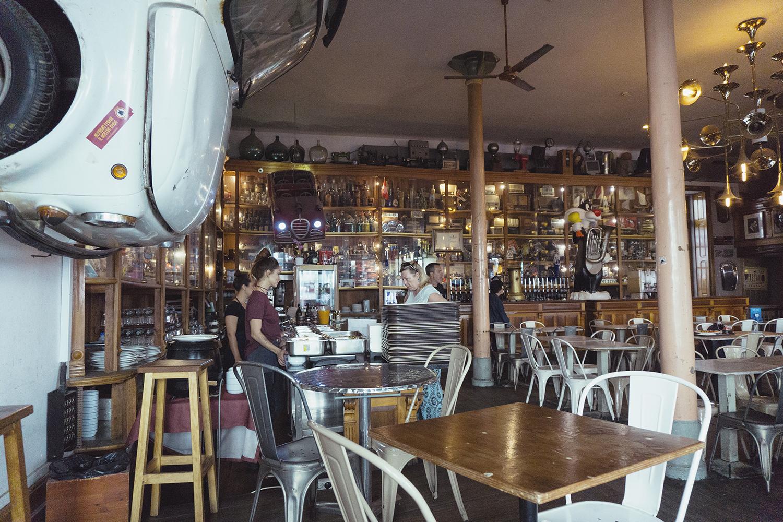 Weekend in Porto - Restaurante Bar Galeria de Paris